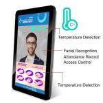 <FaceInfo> Temperature | Facial Recognition | Attendance | Epidemic Prevention