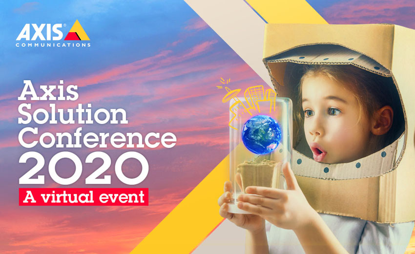 「Axis Solution Conference 2020」年度大會 10/27於線上舉辦