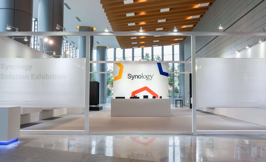 群暉Synology Solution Exhibition 2019 展示最新智慧資料管理解決方案